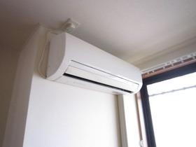 洋室エアコン完備
