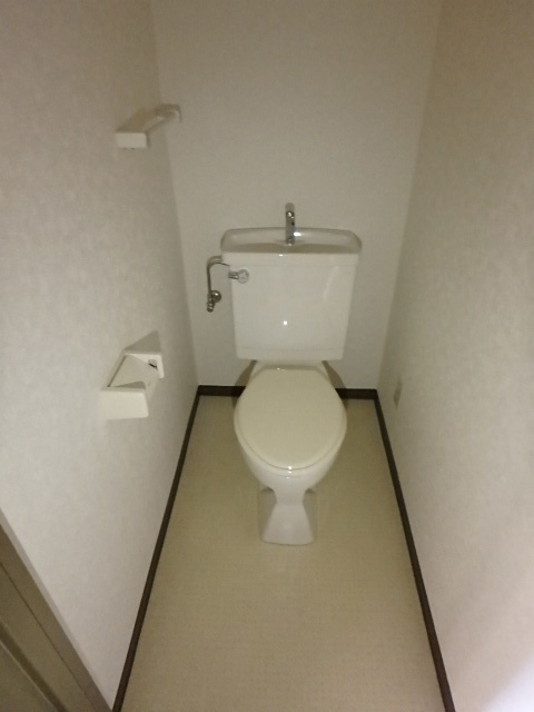 フィフスフロンティアトイレ
