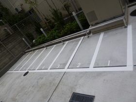 スカイコート板橋大山駐車場