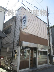 蜷川荘の外観画像