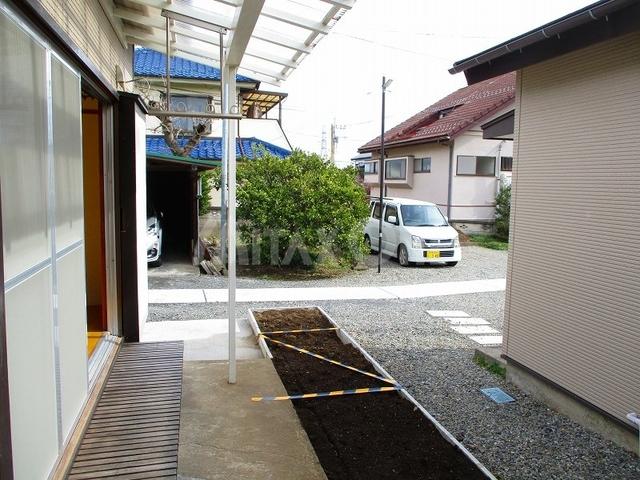 芦川貸家景色