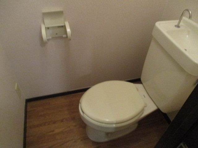 グリーンハイツ田柄トイレ