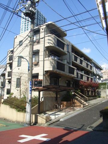 コンフォルト西新宿の外観画像