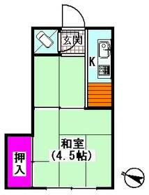 染谷荘 103号室