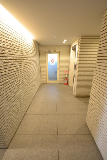 新宿駅 徒歩4分共用設備