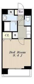 グラン フィル7階Fの間取り画像