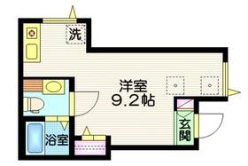 Maison Futaba1階Fの間取り画像