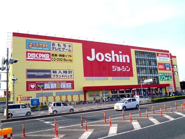 ジョーシン岸和田店