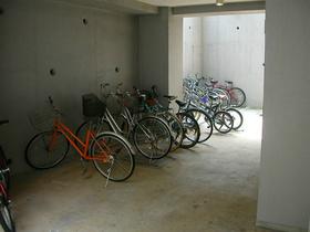 スカイコートヴァンテアン早稲田駐車場