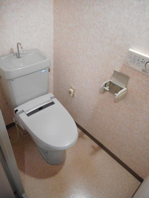 クレール赤塚トイレ