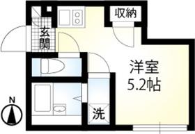 大崎駅 徒歩11分01階Fの間取り画像