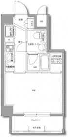 パティーナ川崎南2階Fの間取り画像