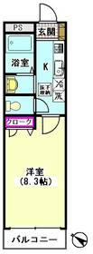グランアモール 205号室