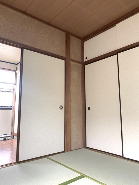 原田ハイツ居室