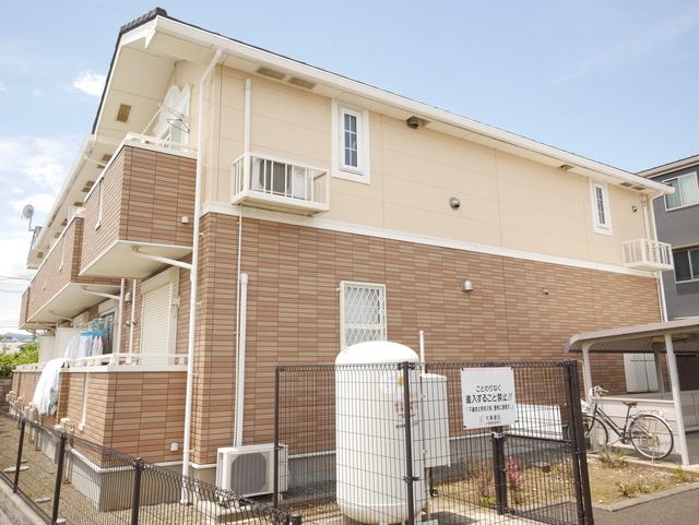 愛甲石田駅 バス6分「長沼」徒歩12分外観
