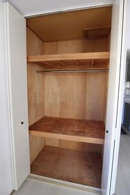 鵜の木壱番館 201号室