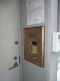 和田町駅 徒歩3分共用設備