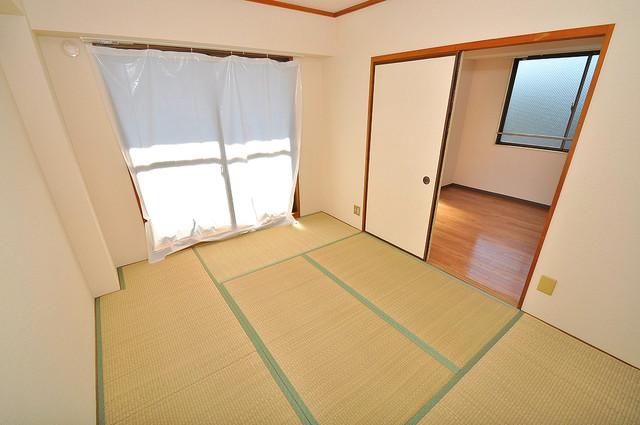 TSUJIHANAビルディング もうひとつのくつろぎの空間、和室も忘れてません。
