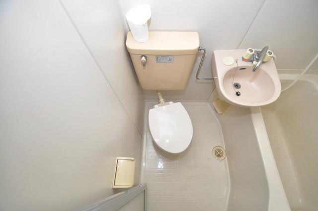 メゾン北野 シャワー1本で水回りが簡単に掃除できますね。