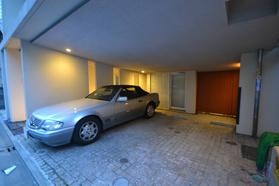 目黒リゾート駐車場