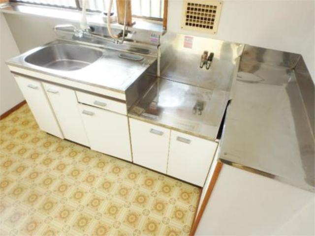 コーポ山城キッチン