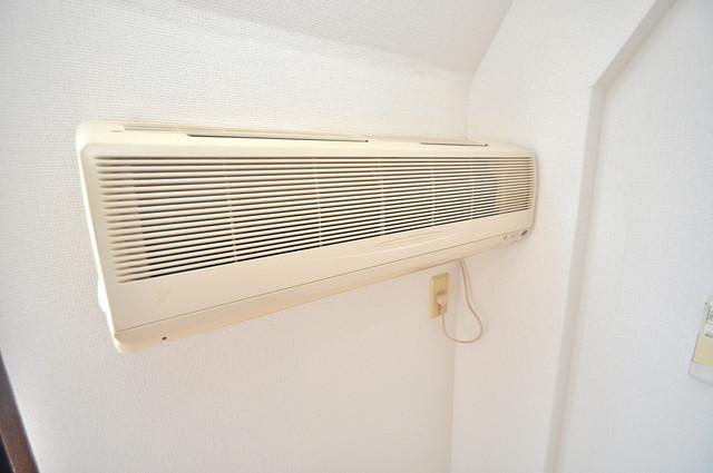 エテルナ長瀬 エアコンが最初からついているなんて、本当に助かりますね。