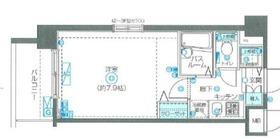 フェニックス新川崎5階Fの間取り画像