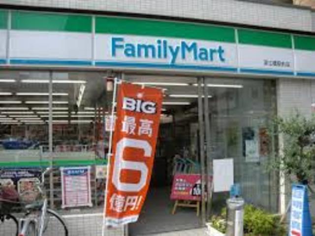 ファミリーマート深江橋店