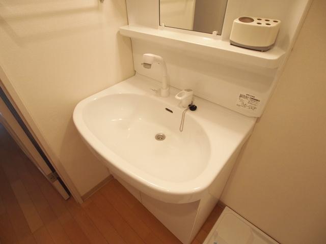 リュクス高輪台洗面所