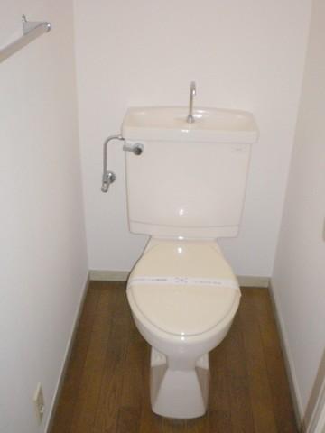 千歳船橋駅 徒歩7分トイレ