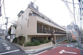 ペガサスマンション浄心寺坂の外観画像
