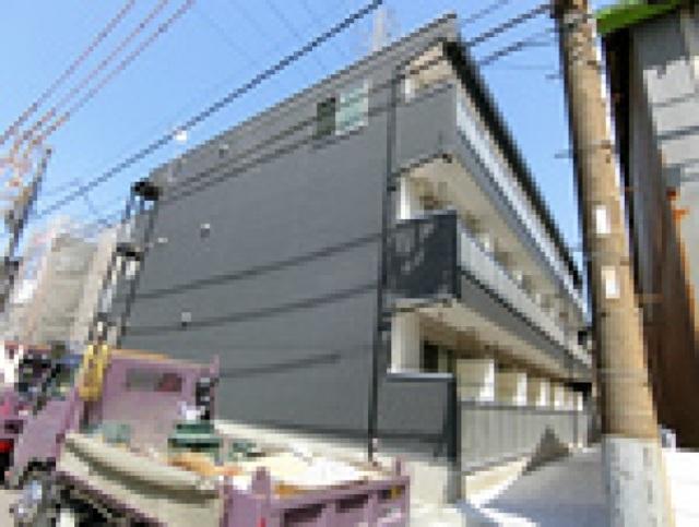 リブリ・フローレス弐番館の外観画像