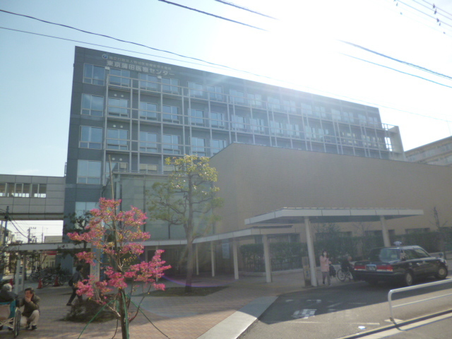 プラウドシティ蒲田[周辺施設]病院