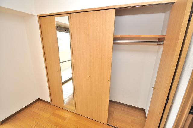 TSカーサプリモ もちろん収納スペースも確保。おかげでお部屋の中がスッキリ。