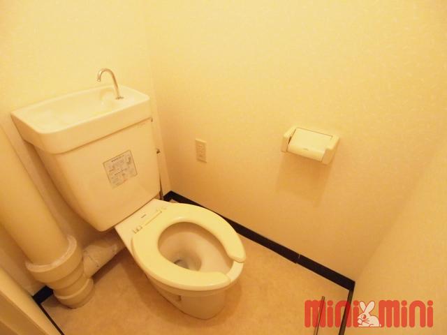 フローレンス城南トイレ