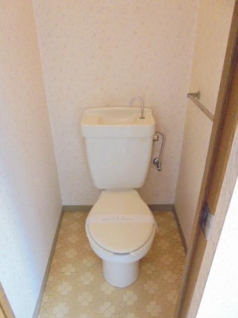 シティハイム磯子トイレ