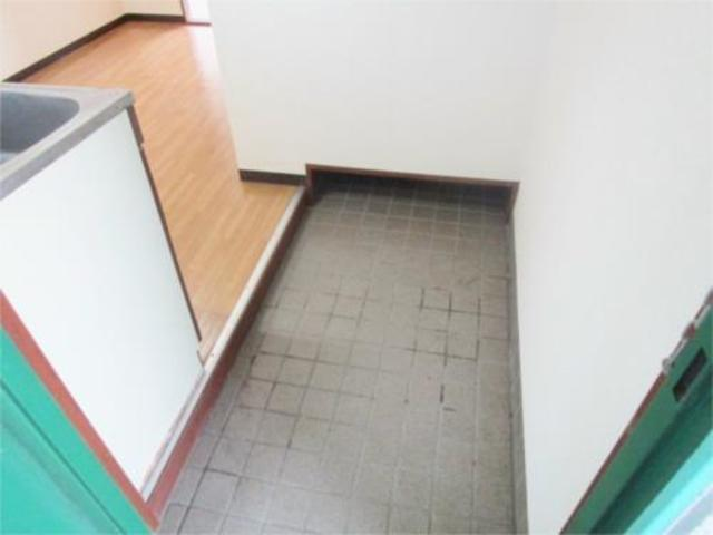 グリーンパレスIZUMI玄関