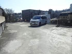 プラムガーデンB駐車場