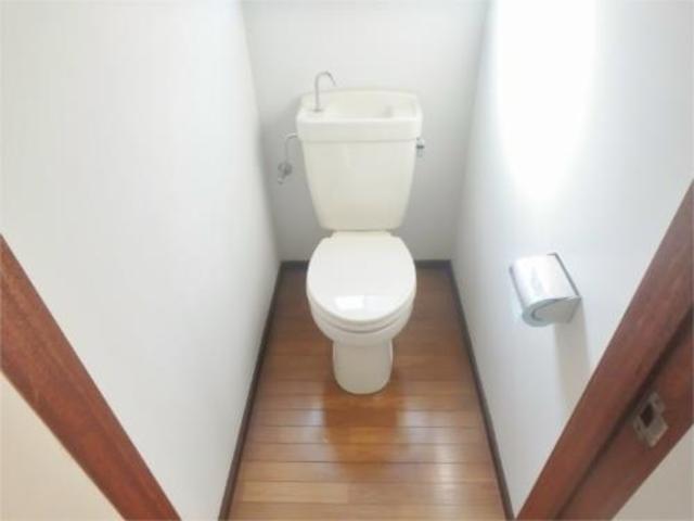 ヴィラサンシャイントイレ