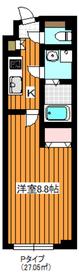 プレール・ドゥーク成増1階Fの間取り画像