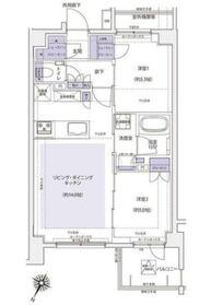 マスターズ ヒル横濱紅葉坂4階Fの間取り画像