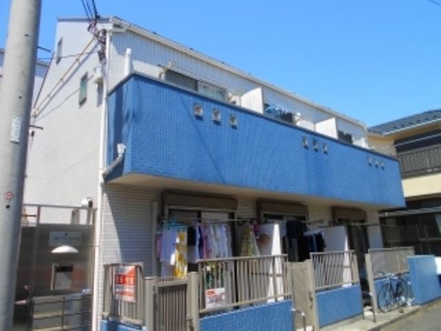 三田レジデンス日吉Bの外観画像