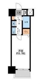 京急鶴見駅 徒歩5分1階Fの間取り画像