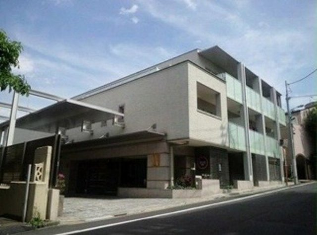 エクティ神山町の外観画像