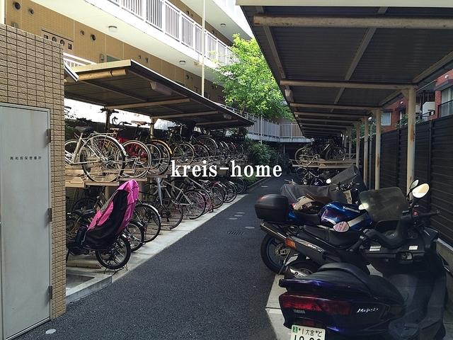 プライマル小石川駐車場