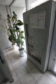 パティオ山王 501号室