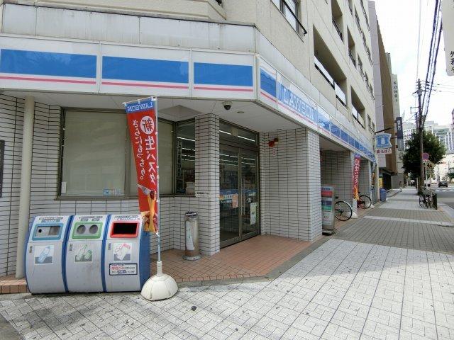 ローソン京町堀3丁目店