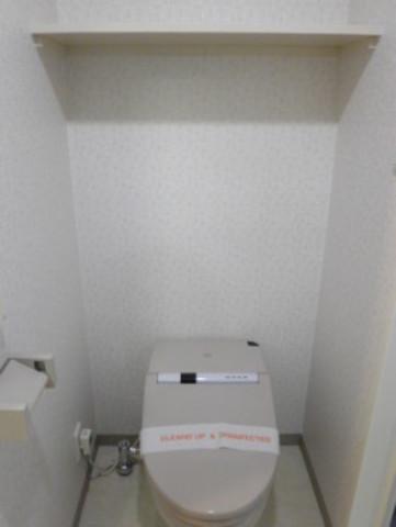 ガーラ落合南長崎トイレ
