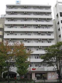 スカイコート川崎2外観