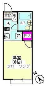シティハイム斉藤 201号室